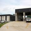New Orleans Lakefront Airport Fire Station Hurricane Restoration: Project included repairing the New Orleans Lakefront Airport Fire Station to pre-Katrina condition.  This heavily damaged building required facade restoration, roof replacement, and complete interior finish replacement.